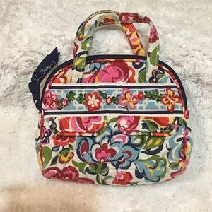 Vera Bradley Hope Garden small children's purse